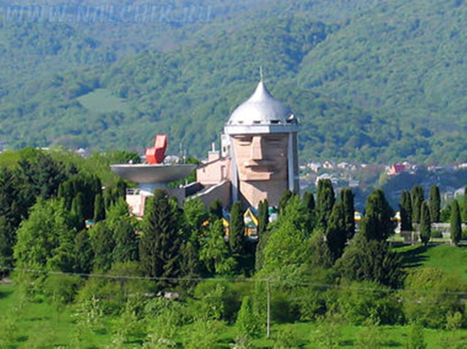 Карачаевск где он находится