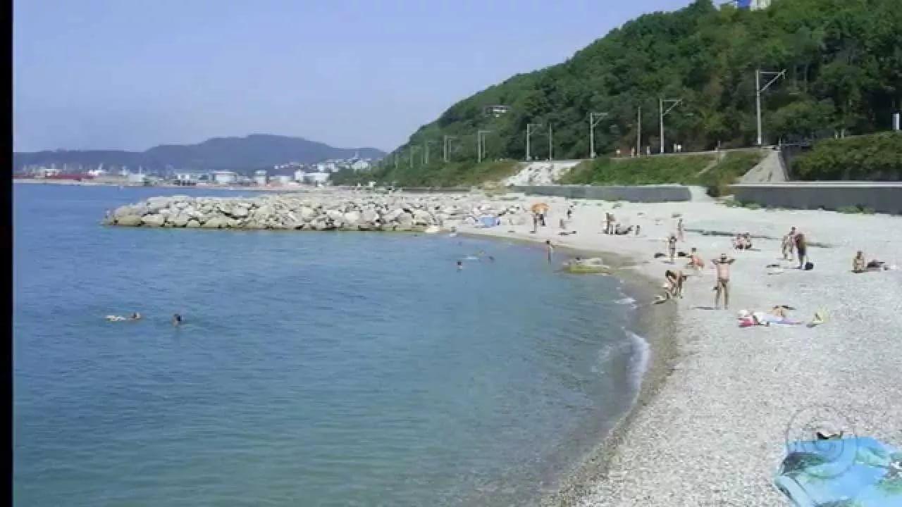 Песчаные пляжи в туапсе фото