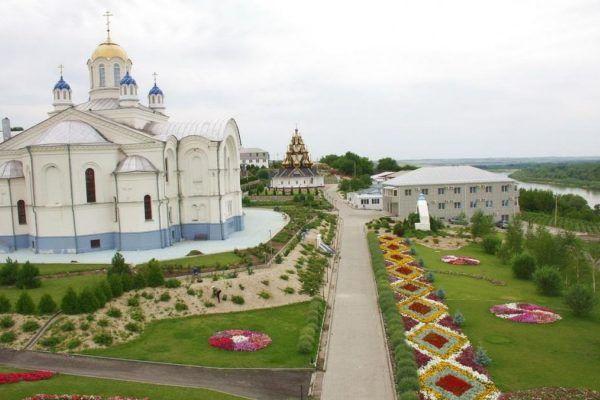 Экскурсия в Серафимович