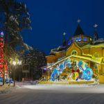 Встретьте Рождество в Великом Устюге