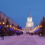 Новогодний тур в Казань