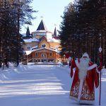 Новый 2019 год на родине Деда Мороза
