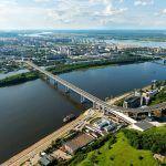 Майские праздники в Нижнем Новгороде