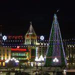 Новый год в Янтарном крае